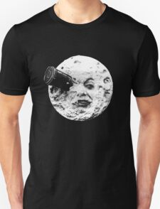 A Trip to the Moon (Le Voyage Dans La Lune) - face only T-Shirt
