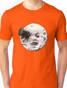A Trip to the Moon (Le Voyage Dans La Lune) - face only Unisex T-Shirt
