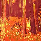 Fall Trees by Shulie1