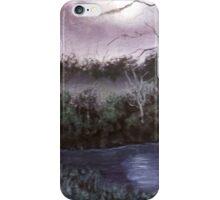 Peaceful  pond iPhone Case/Skin
