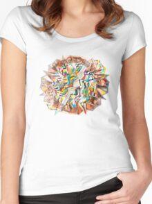 Big Bang Badda Boom  Women's Fitted Scoop T-Shirt