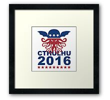 cthulhu 2016  Framed Print