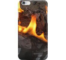 Setting Fire iPhone Case/Skin