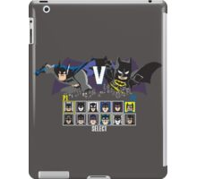 Battle of the Bats iPad Case/Skin