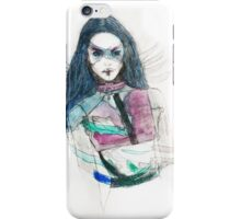 tragic flaw iPhone Case/Skin