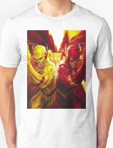 flash and reverse flash T-Shirt