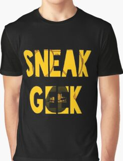 SneakGeek Graphic T-Shirt