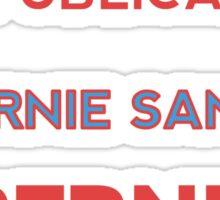 Bernie Sanders- Bernie Ballot Sticker
