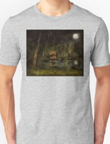 Cabin - De Land, FL - Restless night 1904 Unisex T-Shirt