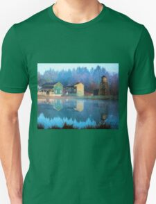 Reflections Of Hope - Hope Valley Art Unisex T-Shirt