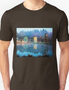 Reflections Of Hope - Hope Valley Art T-Shirt