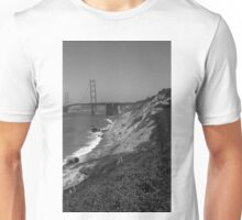 San Francisco - Golden Gate Bridge Unisex T-Shirt