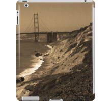San Francisco - Golden Gate Bridge iPad Case/Skin