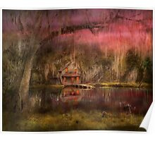 Cabin - De Land, FL - Summer Cottage 1904 Poster