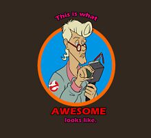 This is what AWESOME looks like. Unisex T-Shirt