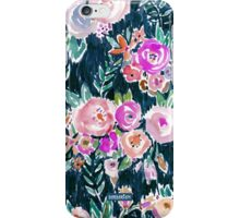 MIDNIGHT PROFUSION FLORAL iPhone Case/Skin