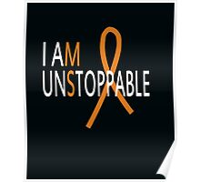 I Am Unstoppable Poster