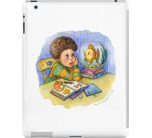 'G' Is For Goldfish iPad Case/Skin