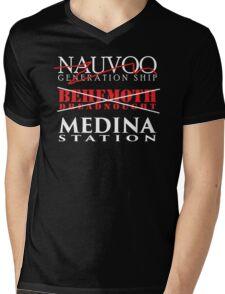 (re)Christening Mens V-Neck T-Shirt