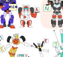 MTMTE S1  Sticker