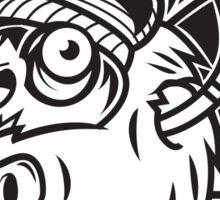 Crushing Tokyo Creative Moth Sticker