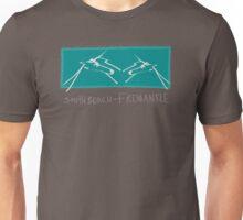 South Beach dogs Unisex T-Shirt
