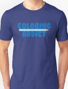 coloring addict T-Shirt