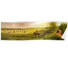 Farm - Finland - Field of hope 1899 Poster