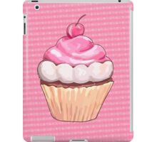 Cupcake with Cherry on Top iPad Case/Skin