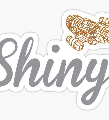 Shiny Serenity Sticker
