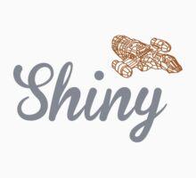 Shiny Serenity One Piece - Short Sleeve