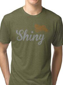 Shiny Serenity Tri-blend T-Shirt