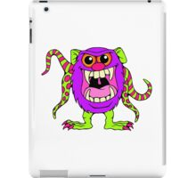 Cute Party Animal Monster iPad Case/Skin