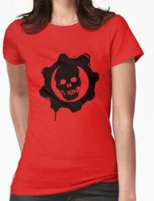 Gears of War Womens Fitted T-Shirt