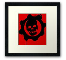 Gears of War Framed Print