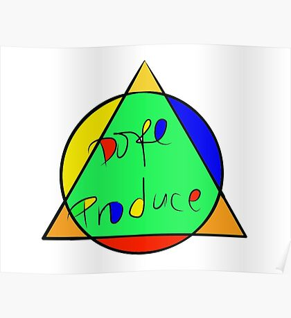 Dope Produce Poster
