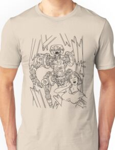 Attack of the Mecha-Zombies! T-Shirt