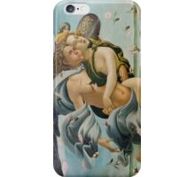 Botticelli's Angels iPhone Case/Skin