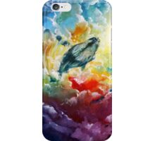 Majestic Whale iPhone Case/Skin