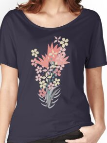 Spring Garden.  Women's Relaxed Fit T-Shirt