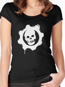 gears of war 4 Women's Fitted Scoop T-Shirt