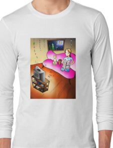 Pajama Girl I Know Long Sleeve T-Shirt