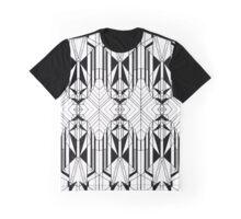 White Deco 2 Graphic T-Shirt