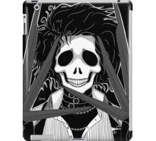 Edward (Stack's Skull Sunday) iPad Case/Skin