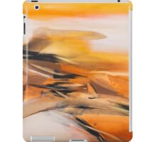 Appearance of the Gold Wind iPad Case/Skin