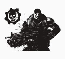 gears of war 4 Kids Tee