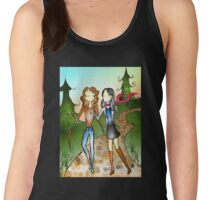 Chatting Girls I Know Women's Tank Top