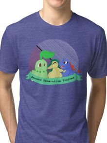 Second Generation Trainer   Tri-blend T-Shirt