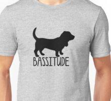 basset hound bassitude Unisex T-Shirt