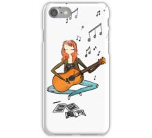 Lyricist Girl I Know iPhone Case/Skin